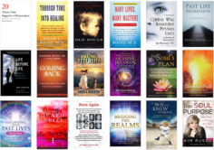 Books about Past Lives and Past Life Regression